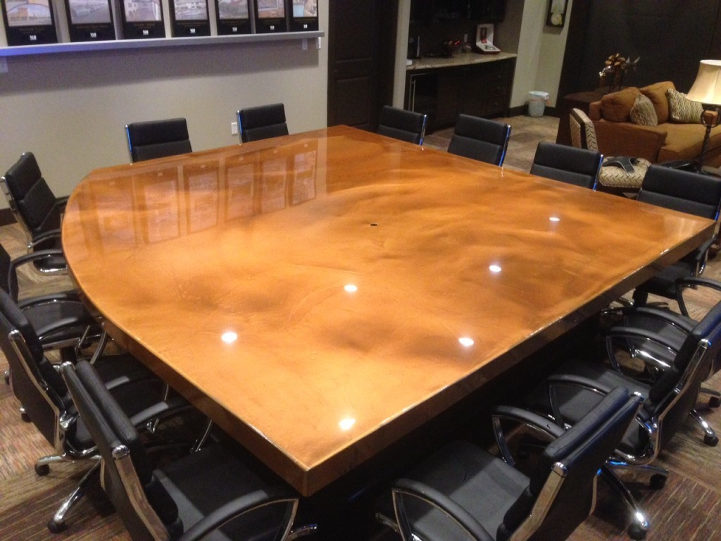 Epoxy-Shell 1000 Metallics Warm Caramel - R.L. Surfacing