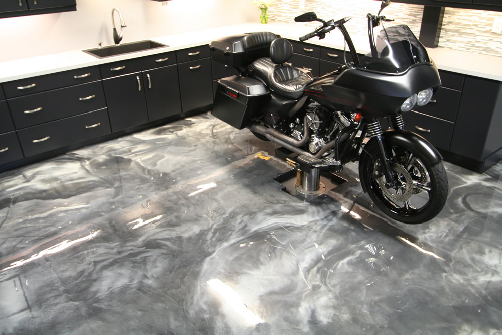 Residential Flooring Garage Floors Interior Floors