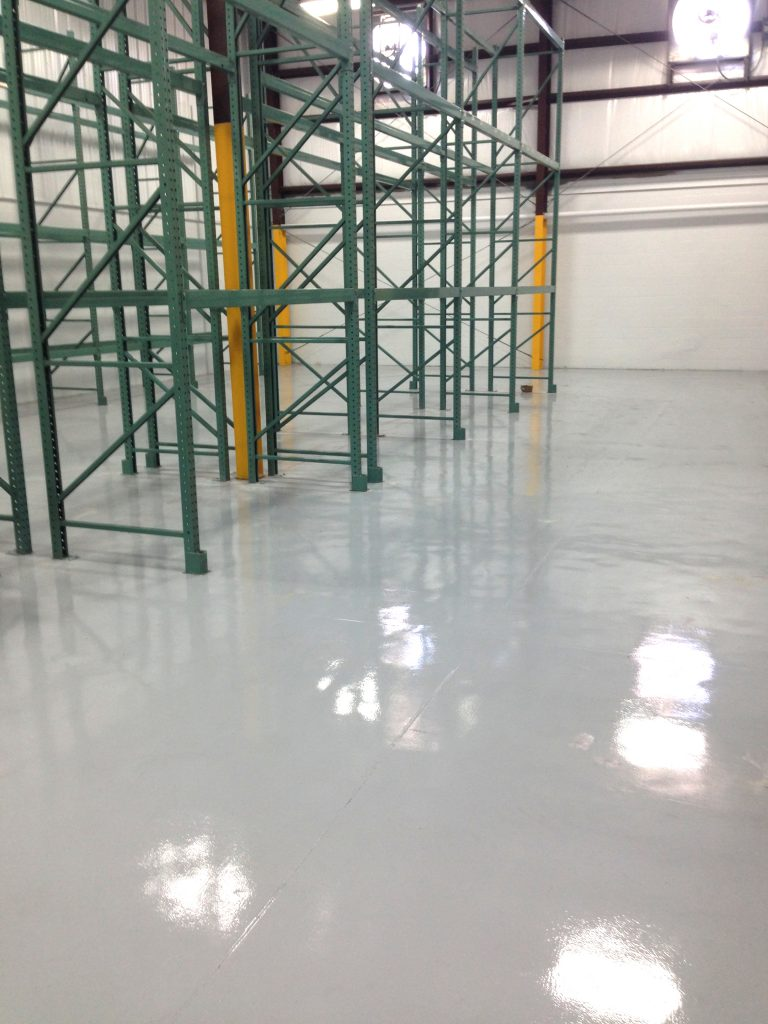 Epoxy-Shell 1000 - PPI Flooring