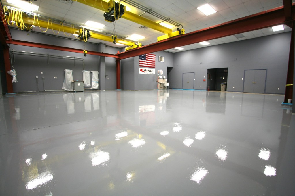 Epoxy-Shell 1000 Slate Gray - Floor by RSR Coatings