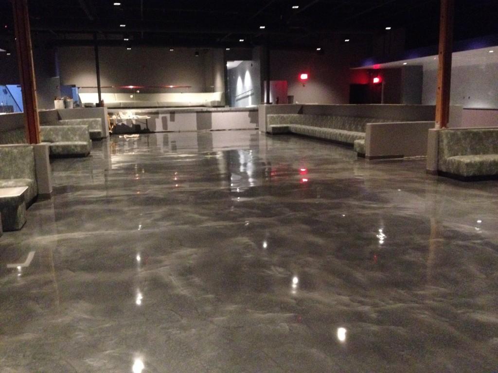 Retail Flooring Options Seal Krete High Performance Coatings