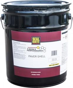 Paver-Shell