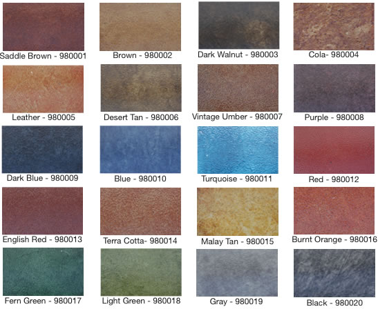 Color Shell Uv Stable Solvent Acrylic Stain Seal Krete
