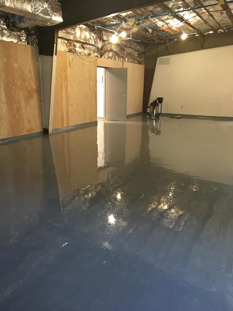 70 Year Old Floor Made Modern Again Seal Krete High